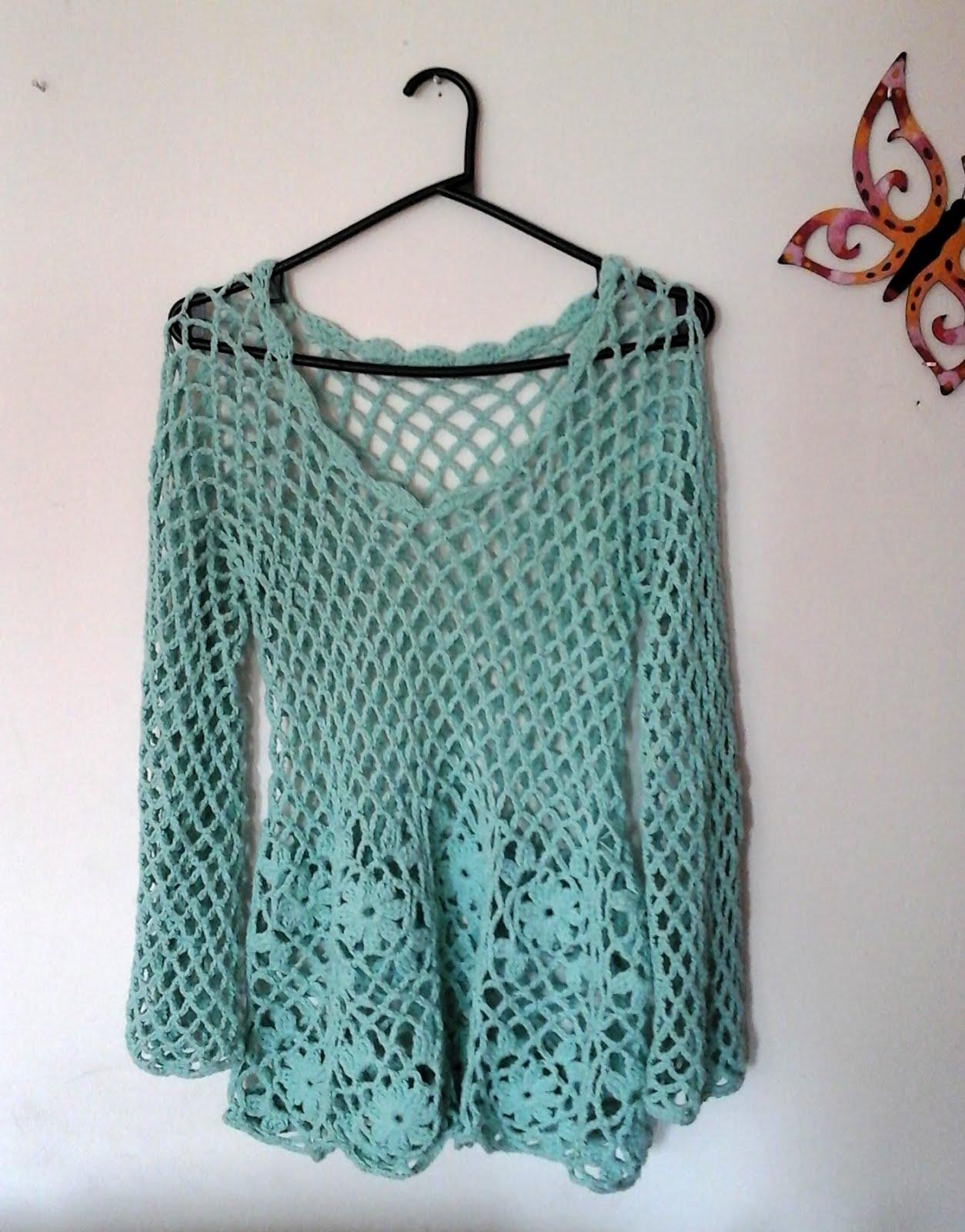 Suéter de verano Rocío