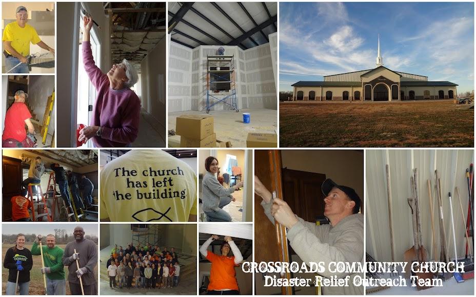 Crossroads Community Church Construction Outreach Team