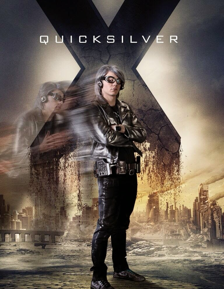 X-men days of future past - quick silver