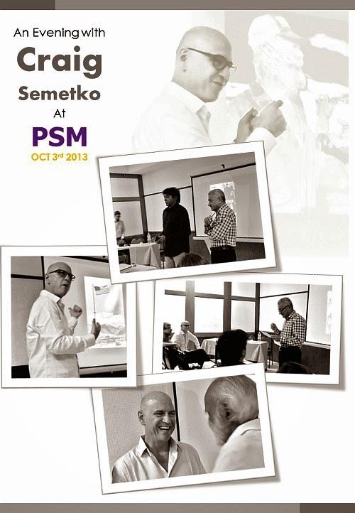 Criag semetko at PSM