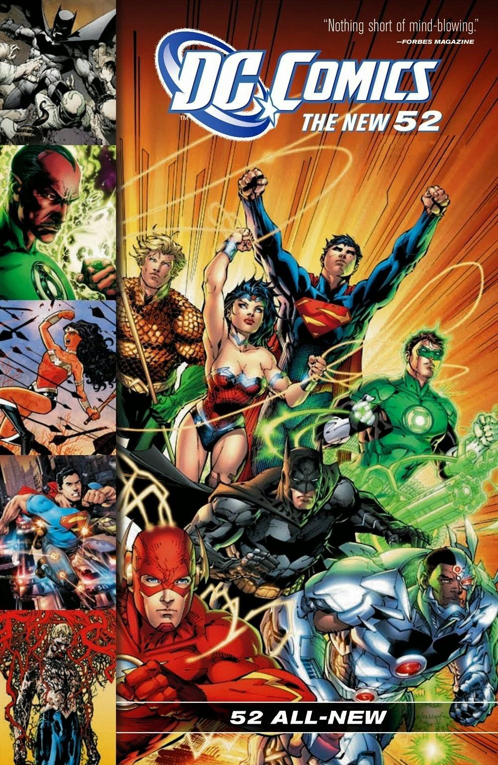 Destacados: Comics DC