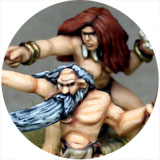 15mm Barbarians