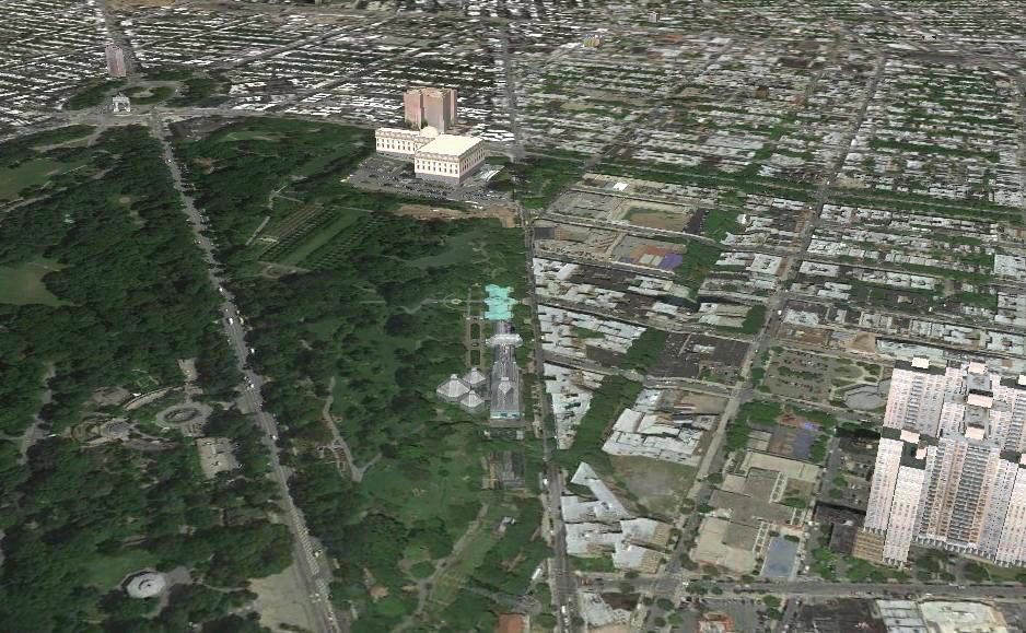 Mcbrooklyn Flyover Of Brooklyn Via Google Earth