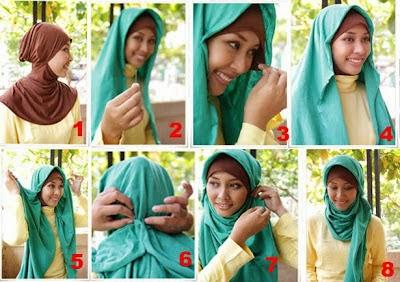Model jilbab elzatta terbaru 2015