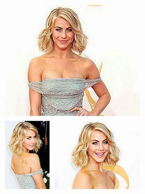 cortes de pelo 2014 look Emmy