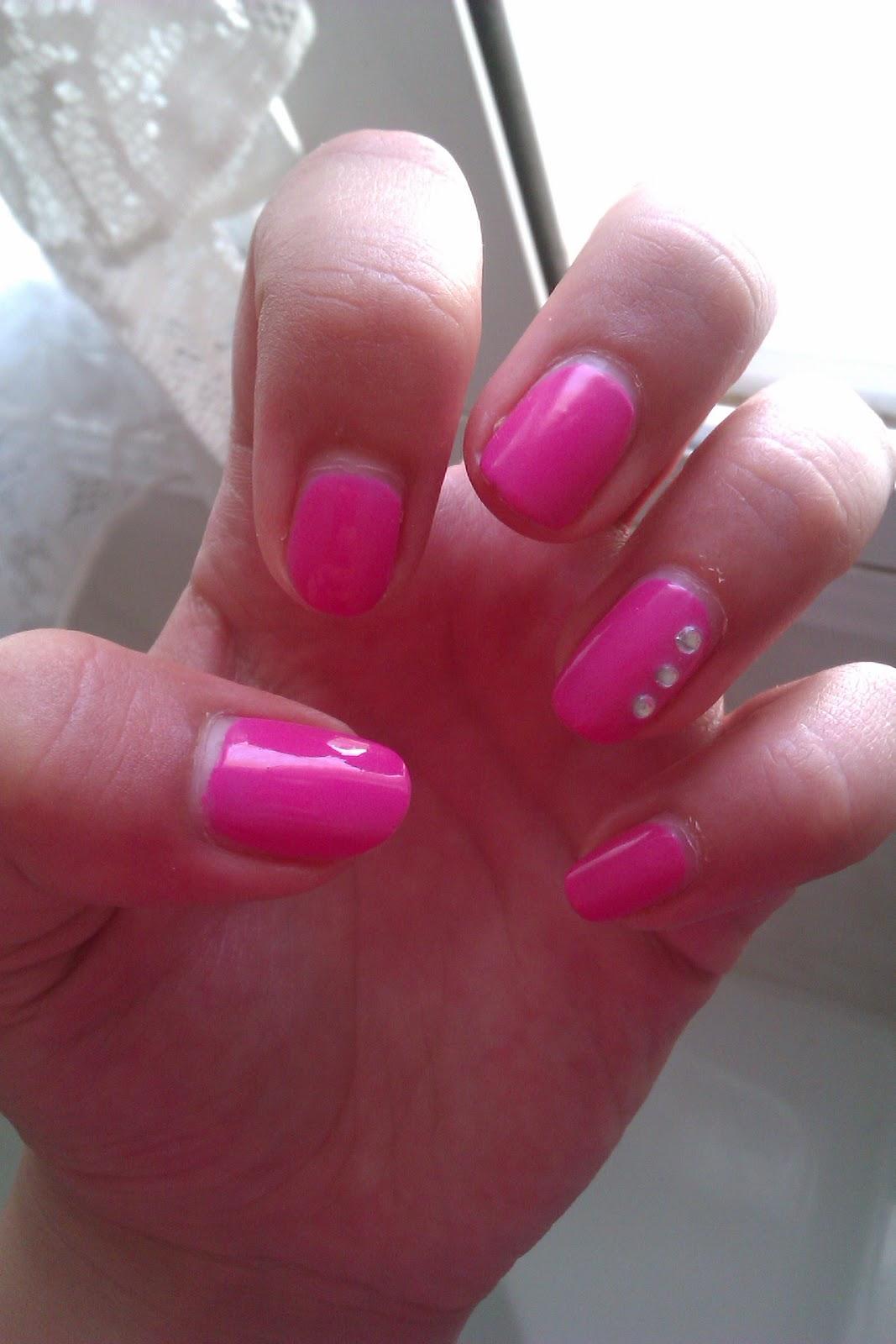 Nailed: Shellac/Gel nail polish