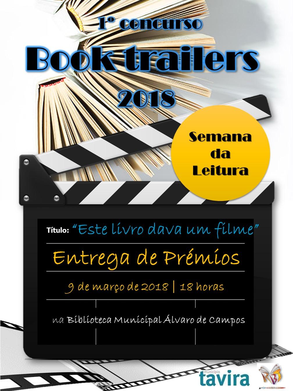 Concurso de Book Trailers: Entrega de Prémios