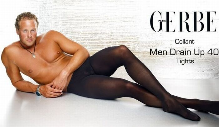 Goodd omg men in pantyhose she