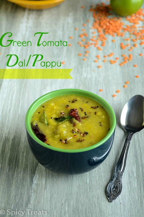 how to prepare green dhal curry