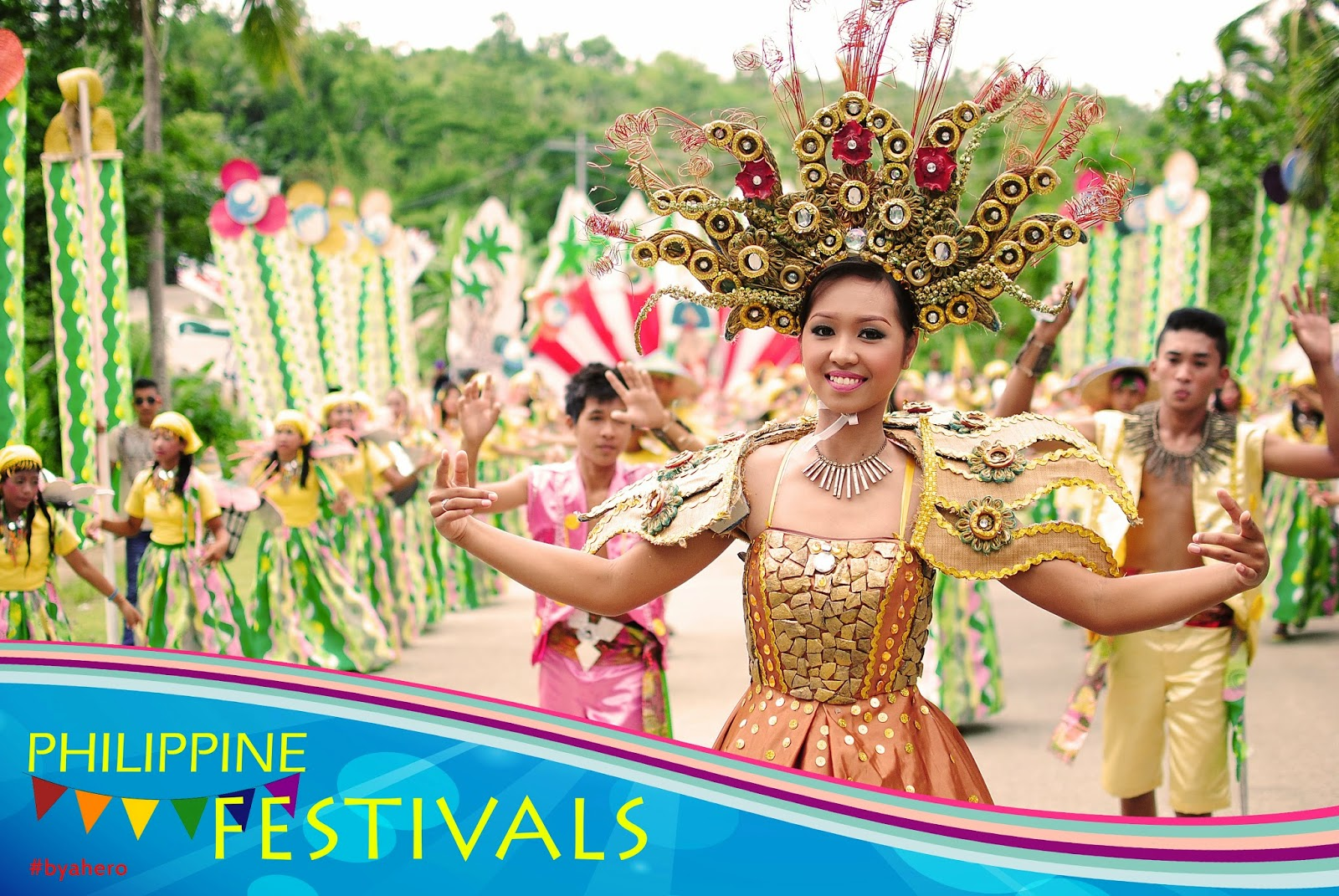 philippine festivals Philippine festivals another filipino festival the people of the philippines love to celebrate the pahiyas festival is a harvest fest celebrated every year on may 15 in lucban, quezon.