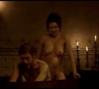 Soraia Chaves Nua e em cena de Sexo com Nuno Lopes