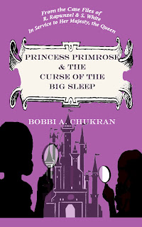 middle grade fairy tale spoof, Rapunzel Snow White spoof, comedy novel for tweens