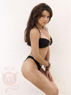 Minissha-Lamba-Ass-Black-Swim-Suit