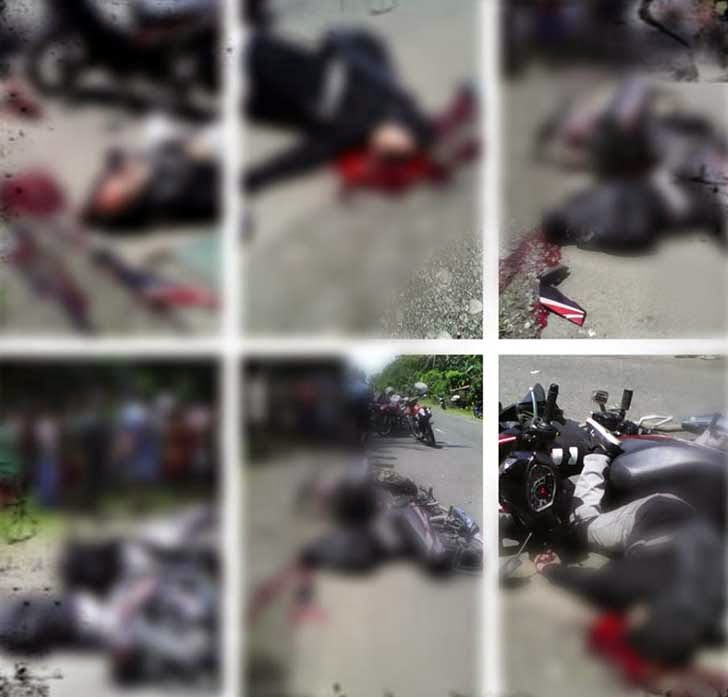 Teacher Killed In Motorcycle Collision in Davao