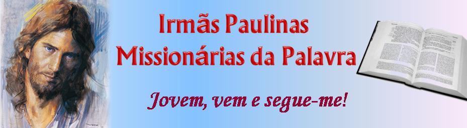 Irmãs Paulinas Missionárias da Palavra