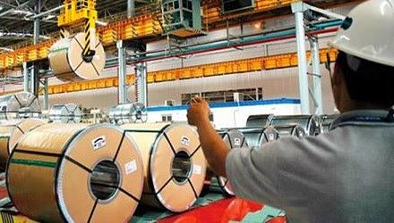 Nhiều mặt hàng thép không gỉ nhập khẩu vào Việt Nam sẽ bị đánh thuế. Ảnh: Đầu tư chứng khoán