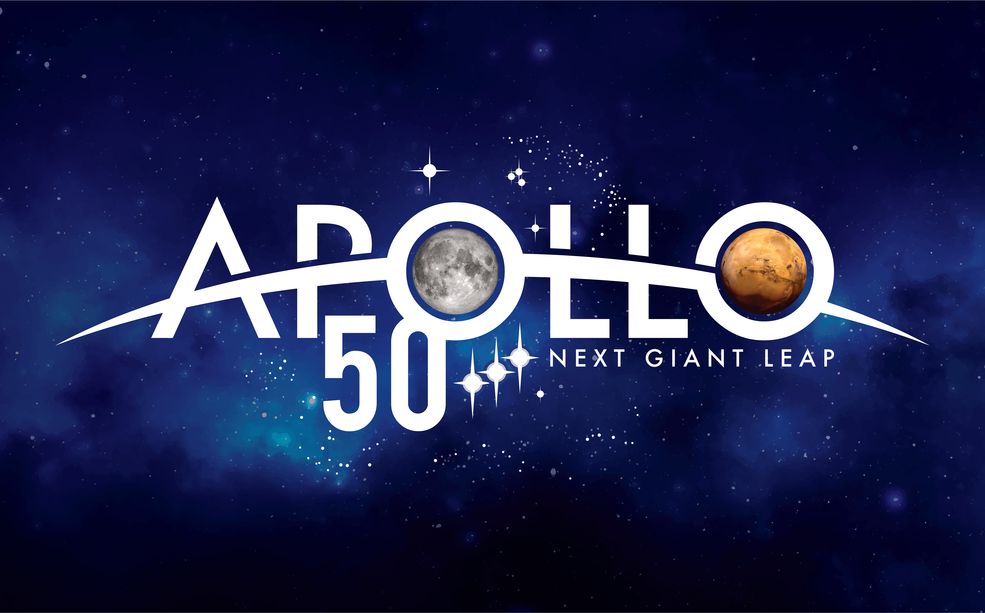 #Apollo50th Célébration a Deschapelles, Haiti