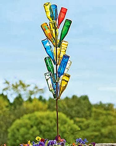 Used Bottle Tree