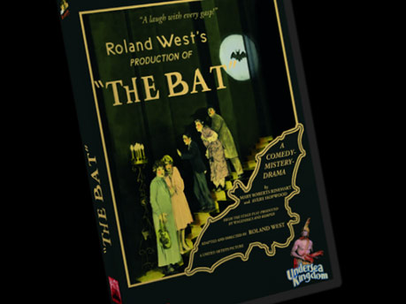 The Bat French DVD