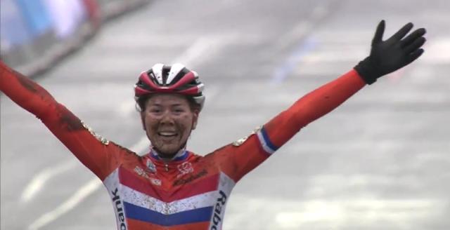 Championnat du monde cyclo-cross Thalita De Jong