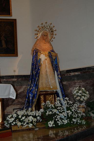 Virgen de la Aurora , Madre de la Iglesia