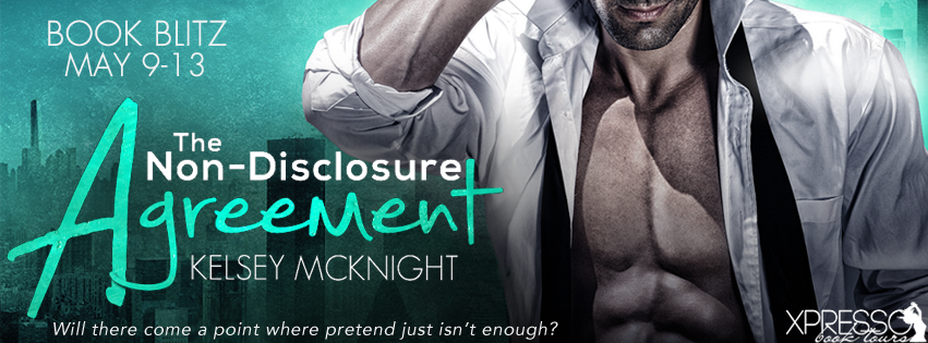 Non-Disclosure Agreement Book Blitz