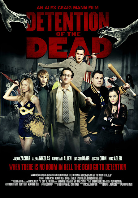 Detention of the Dead (2012) (DvdRip 5.1) (subtitulada)
