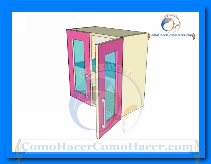 Puertas De Muebles De Cocina Web Del Bricolaje Dise O Diy