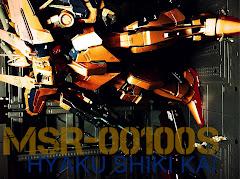 MSR-00100S Hyaku Shiki
