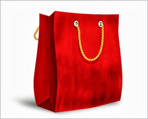 Shopping bag Mockup Photoshop CS6 Tutorial