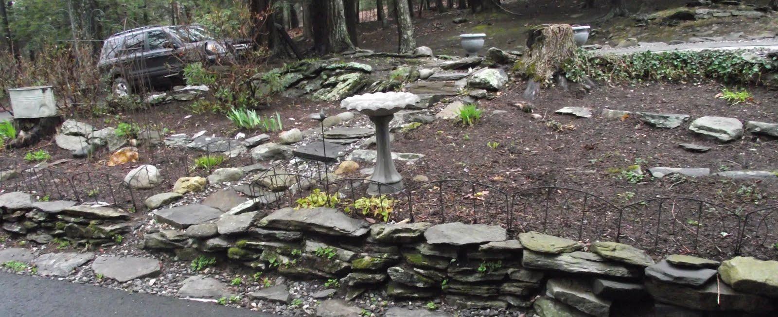 my faery garden*: messy garden goodness