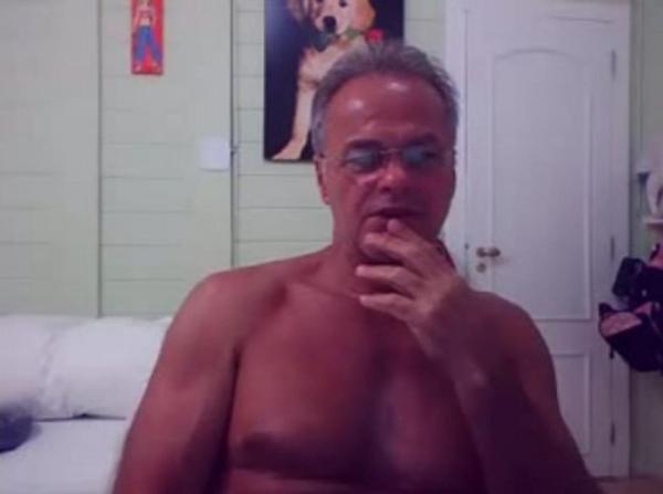 Kadu Moliterno Na Web Cam Video