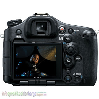 Harga SONY SLT-A99 Digital Camera Terbaru 2012