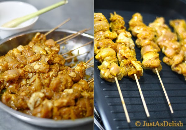 Satay Kajang 2 | Malaysian Recipes