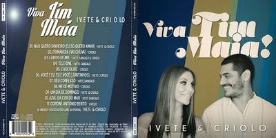 Ivete e Criolo Viva Tim Maia 2015