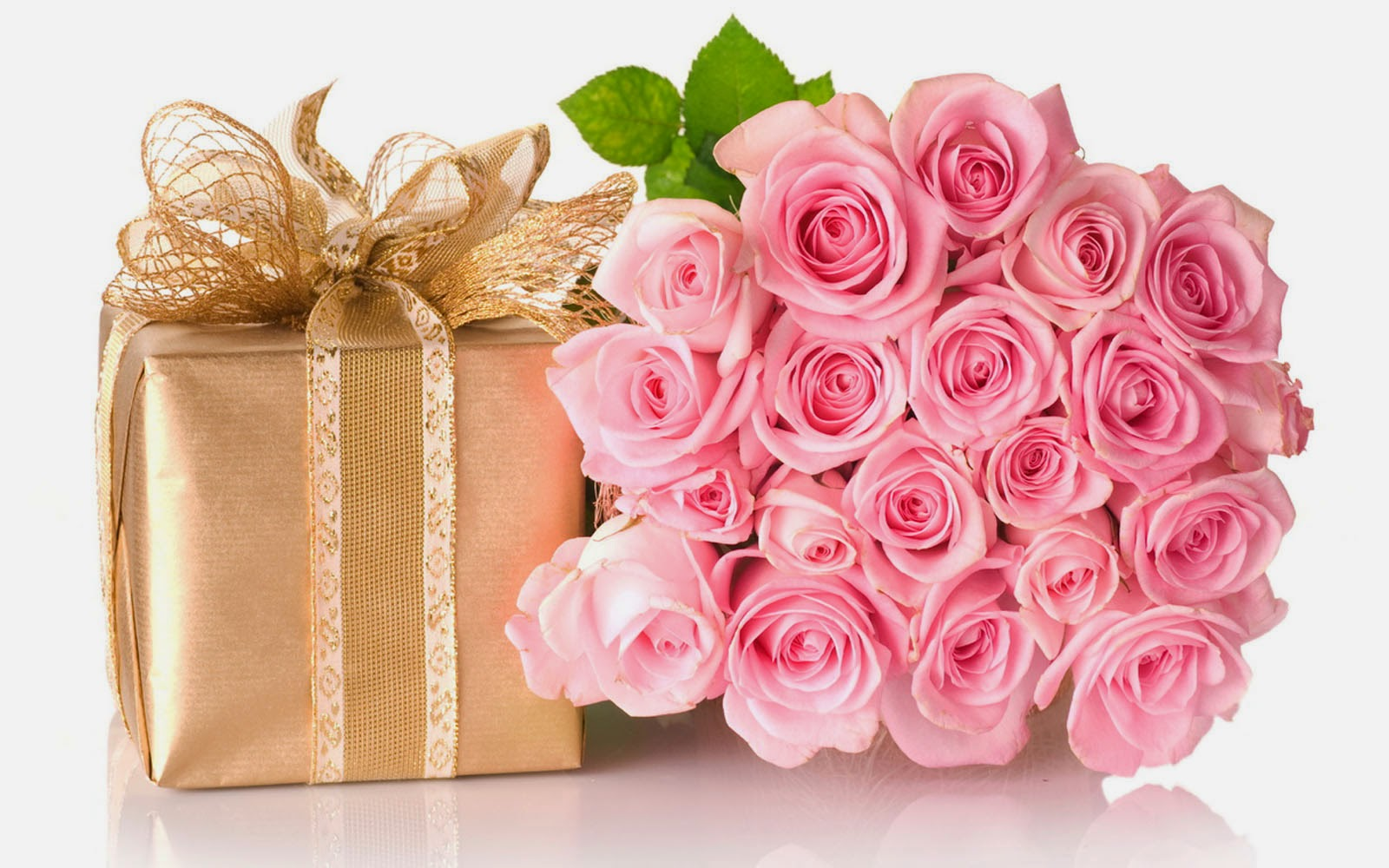 Wallpapers Pink Rose Bouquet Wallpapers