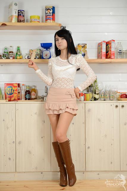 1 Sexy Cha Sun Hwa-Very cute asian girl - girlcute4u.blogspot.com