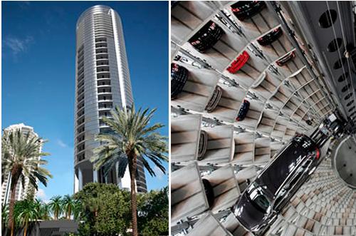 Porsche Tower Sunny Isles Beach Florida Miami For Life
