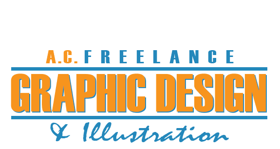 A.C. Freelance Graphic Design and Illustration