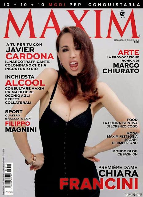Maxim Covers 2013