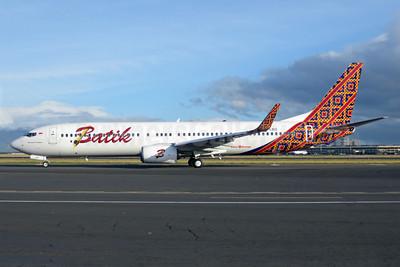 Foto Gambar Pesawat Terbang Batik Airlines 23