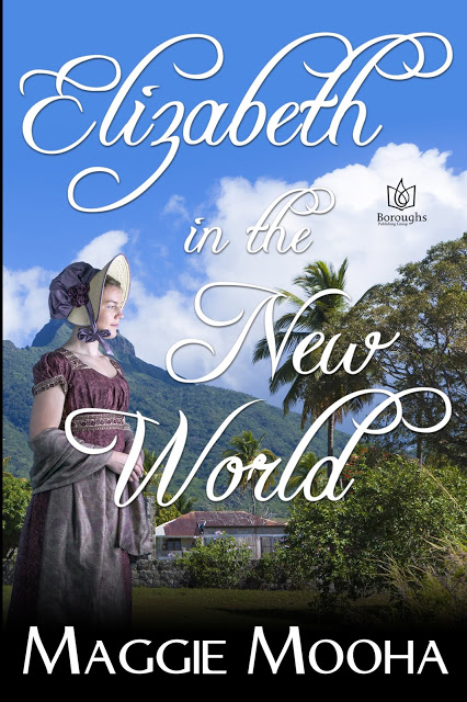 Elizabeth in the New World by Maggie Mooha