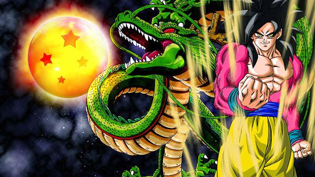 Dragon Ball - Son Goku Super Saiyan 4 ...