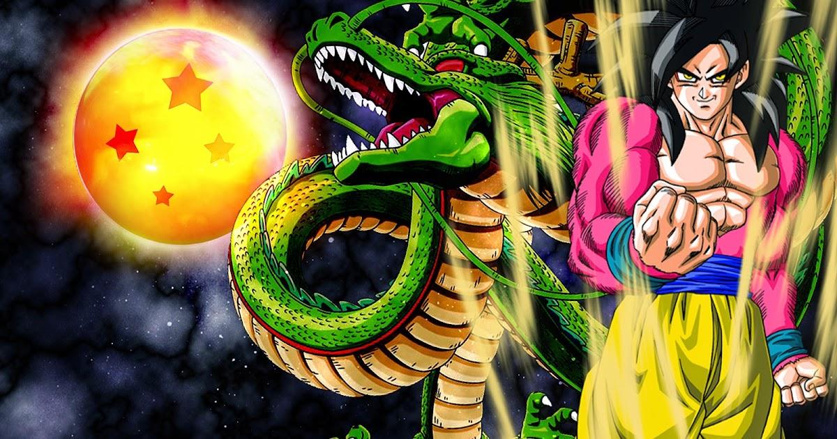 Dragon Ball - Son Goku Super Saiyan 4 Wallpaper ~ Games ...