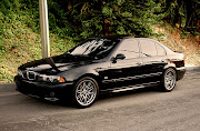 BMW E39 5 SERIES terabass