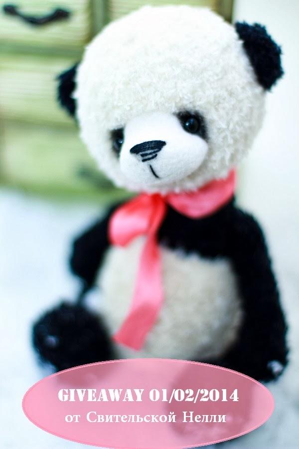 Конфетная панда))
