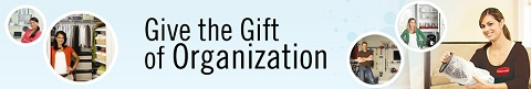Give the Gift of Organization