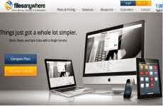 FilesAnywhere: servicio que ofrece 1 Gb. gratis para almacenar archivos en la nube