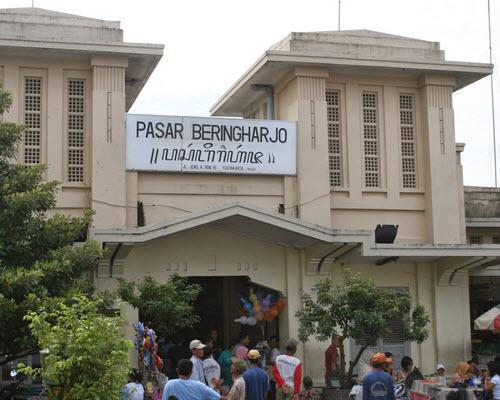 Pasar Beringharjo, Yogyakarta