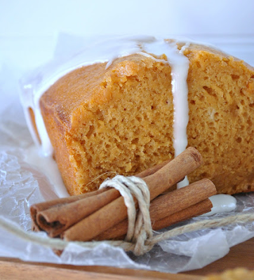 Starbucks Pumpkin Pound Cake/ Something Swanky